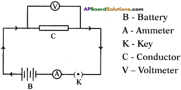 AP SSC 10th Class Physics Important Questions Chapter 11 Electric Current 27
