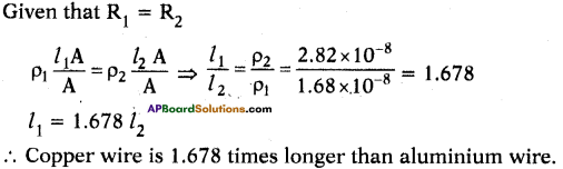 AP SSC 10th Class Physics Important Questions Chapter 11 Electric Current 44