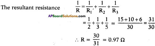 AP SSC 10th Class Physics Important Questions Chapter 11 Electric Current 45