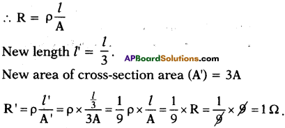 AP SSC 10th Class Physics Important Questions Chapter 11 Electric Current 51