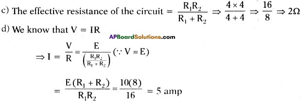 AP SSC 10th Class Physics Important Questions Chapter 11 Electric Current 53