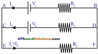 AP SSC 10th Class Physics Important Questions Chapter 11 Electric Current 54