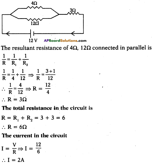 AP SSC 10th Class Physics Important Questions Chapter 11 Electric Current 57