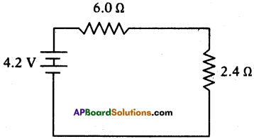 AP SSC 10th Class Physics Important Questions Chapter 11 Electric Current 62