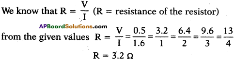 AP SSC 10th Class Physics Important Questions Chapter 11 Electric Current 72