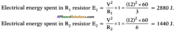 AP SSC 10th Class Physics Important Questions Chapter 11 Electric Current 93