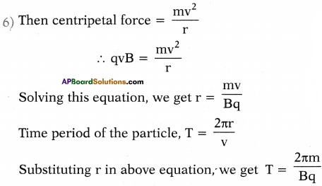 AP SSC 10th Class Physics Important Questions Chapter 12 Electromagnetism 21