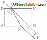 AP SSC 10th Class Physics Important Questions Chapter 5 Refraction of Light at Plane Surfaces 8