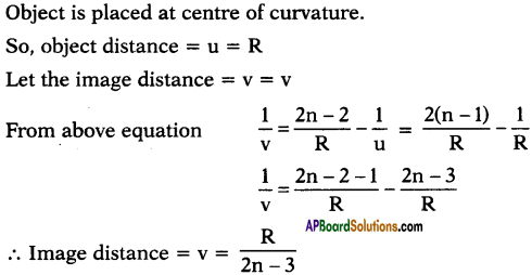 AP SSC 10th Class Physics Important Questions Chapter 6 Refraction of Light at Curved Surfaces 82
