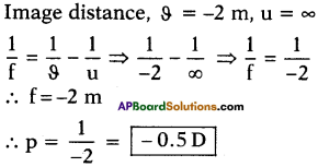 AP SSC 10th Class Physics Important Questions Chapter 7 Human Eye and Colourful World 3