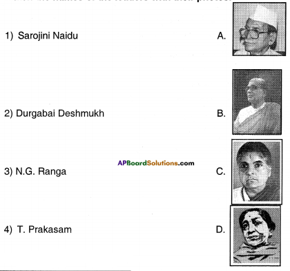 AP State Syllabus 8th Class Social Studies Important Questions 12th Lesson The Indian Constitution 2a