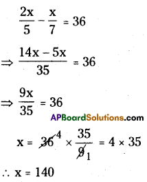 AP Board 8th Class Maths Solutions Chapter 1 Rational Numbers Ex 1.3 9