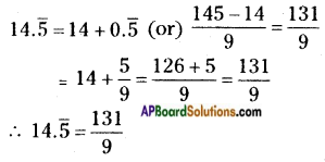 AP Board 8th Class Maths Solutions Chapter 1 Rational Numbers InText Questions 17