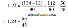 AP Board 8th Class Maths Solutions Chapter 1 Rational Numbers InText Questions 19