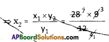 AP Board 8th Class Maths Solutions Chapter 10 Direct and Inverse Proportions Ex 10.1 7