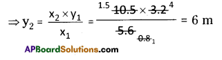 AP Board 8th Class Maths Solutions Chapter 10 Direct and Inverse Proportions Ex 10.1 8