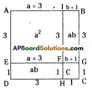 AP Board 8th Class Maths Solutions Chapter 11 Algebraic Expressions Ex 11.5 4