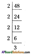 AP Board 8th Class Maths Solutions Chapter 12 Factorisation InText Questions 1