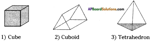 AP Board 8th Class Maths Solutions Chapter 13 Visualizing 3-D in 2-D InText Questions 8