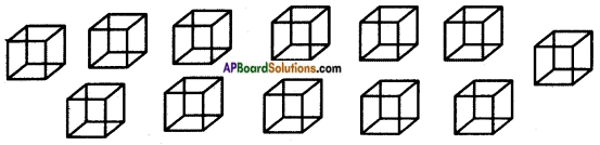 AP Board 8th Class Maths Solutions Chapter 14 Surface Areas and Volume (Cube-Cuboid) InText Questions 6