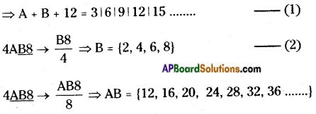 AP Board 8th Class Maths Solutions Chapter 15 Playing with Numbers InText Questions 11