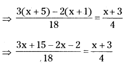 AP Board 8th Class Maths Solutions Chapter 2 Linear Equations in One Variable Ex 2.5 8