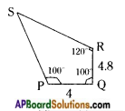 AP Board 8th Class Maths Solutions Chapter 3 Construction of Quadrilaterals Questions 15
