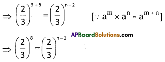 AP Board 8th Class Maths Solutions Chapter 4 Exponents and Powers Ex 4.1 9