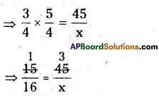 AP Board 8th Class Maths Solutions Chapter 5 Comparing Quantities Using Proportion Ex 5.1 4