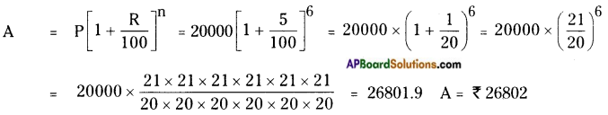 AP Board 8th Class Maths Solutions Chapter 5 Comparing Quantities Using Proportion InText Questions 1