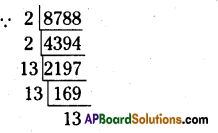 AP Board 8th Class Maths Solutions Chapter 6 Square Roots and Cube Roots Ex 6.4 1
