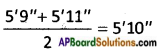 AP Board 8th Class Maths Solutions Chapter 7 Frequency Distribution Tables and Graphs InText Questions 23