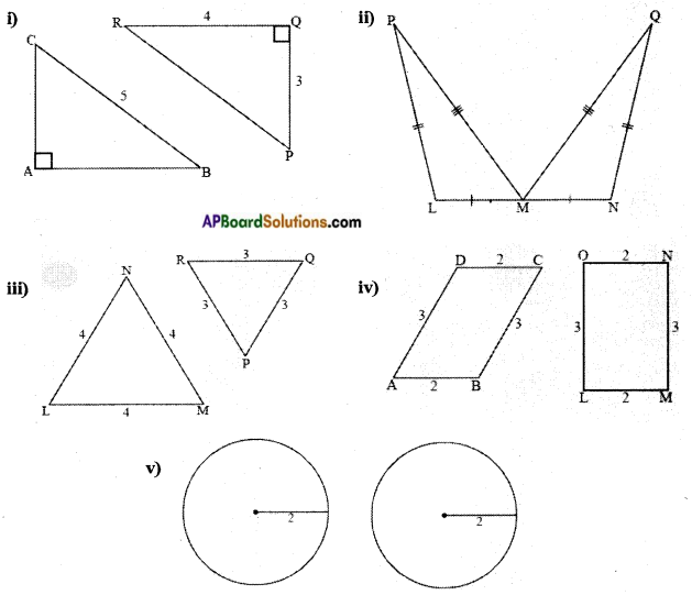 AP Board 8th Class Maths Solutions Chapter 8 Exploring Geometrical Figures InText Questions 2