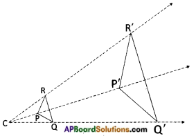 AP Board 8th Class Maths Solutions Chapter 8 Exploring Geometrical Figures InText Questions 6