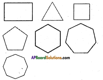 AP Board 8th Class Maths Solutions Chapter Chapter 8 Exploring Geometrical Figures Ex 8.2 3