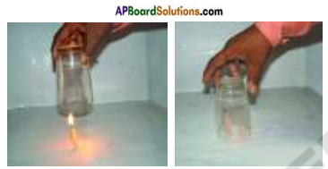 AP Board 8th Class Physical Science Solutions Chapter 8 Combustion, Fuels and Flame 5