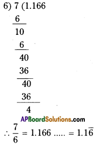 AP Board 9th Class Maths Solutions Chapter 1 Real Numbers InText Questions 8