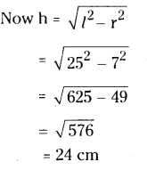 AP Board 9th Class Maths Solutions Chapter 10 Surface Areas and Volumes Ex 10.3 12