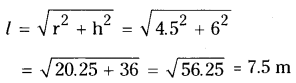 AP Board 9th Class Maths Solutions Chapter 10 Surface Areas and Volumes Ex 10.3 6