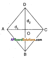 AP Board 9th Class Maths Solutions Chapter 11 Areas Ex 11.2 10
