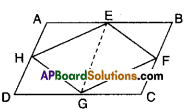 AP Board 9th Class Maths Solutions Chapter 11 Areas Ex 11.2 3