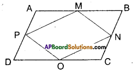 AP Board 9th Class Maths Solutions Chapter 11 Areas Ex 11.2 4