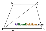 AP Board 9th Class Maths Solutions Chapter 11 Areas Ex 11.2 7