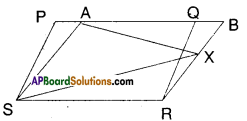 AP Board 9th Class Maths Solutions Chapter 11 Areas Ex 11.2 8
