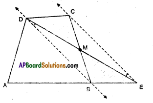 AP Board 9th Class Maths Solutions Chapter 11 Areas Ex 11.3 11