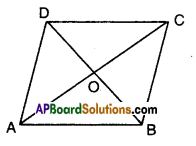 AP Board 9th Class Maths Solutions Chapter 11 Areas Ex 11.3 2