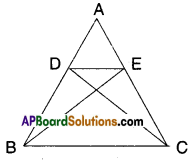 AP Board 9th Class Maths Solutions Chapter 11 Areas Ex 11.3 5