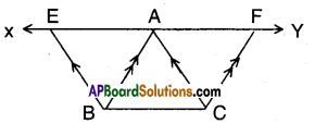AP Board 9th Class Maths Solutions Chapter 11 Areas Ex 11.3 6