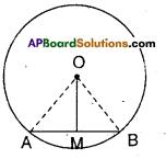 AP Board 9th Class Maths Solutions Chapter 12 Circles InText Questions 6