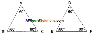 AP Board 9th Class Maths Solutions Chapter 15 Proofs in Mathematics Ex 15.4 2